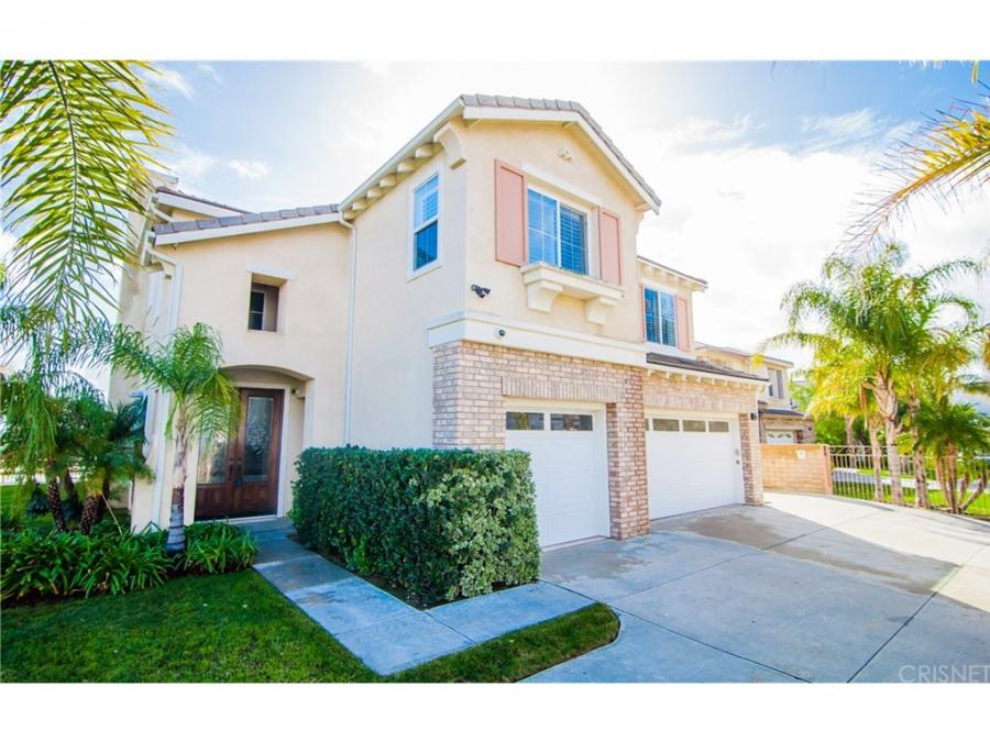 26084 Tennyson Lane, Stevenson Ranch in Los Angeles County, CA 91381 Home for Sale