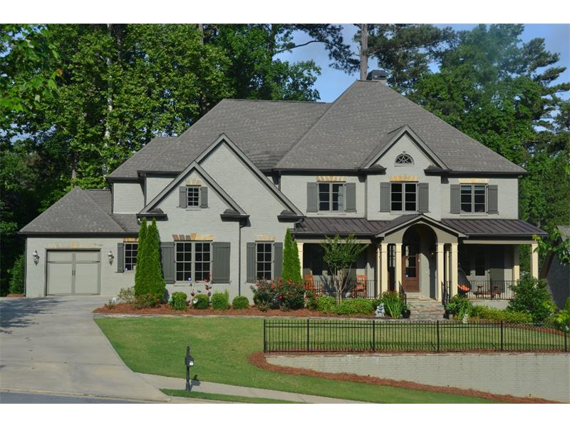 One of South Fulton-Atlanta 5 Bedroom Custom Built Homes for Sale