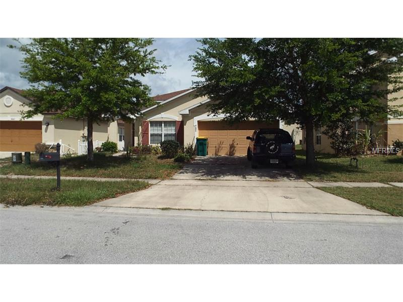 One of Kissimmee 4 Bedroom Foreclosure Homes for Sale