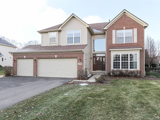 1596 Crandon Place, Crystal Lake in Mc Henry County, IL 60014 Home for Sale