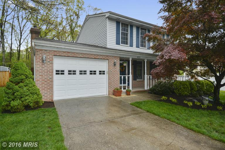 822 WEST BENFIELD ROAD, Severna Park in ANNE ARUNDEL County, MD 21146 Home for Sale