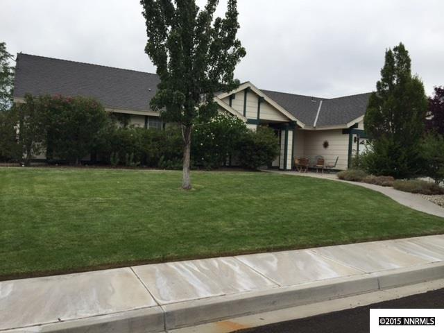 125  Carefree Drive - one of homes or land real estate for sale in Sparks