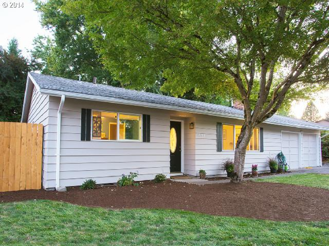 One of Beaverton 3 Bedroom Single Story Homes for Sale
