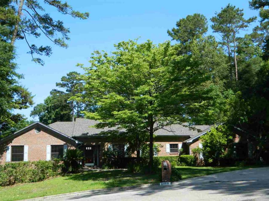 One of Tallahassee 4 Bedroom Single Story Homes for Sale